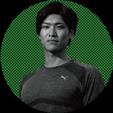増野元太選手の画像