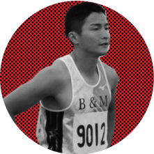 西岡 優樹選手の画像